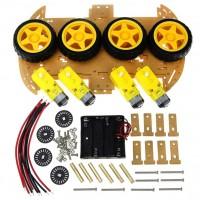 Шасси 4WD для Arduino робота