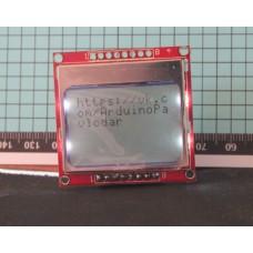 Модуль дисплей Nokia 5110 LCD