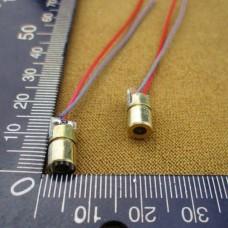 Лазер 650нм 5мВт
