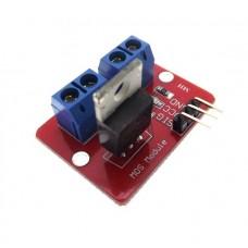 Силовой модуль на транзисторе IRF520 для Ардуино