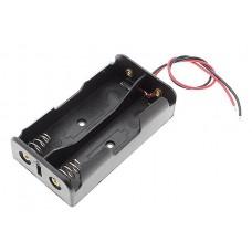 Держатель для аккумуляторов 2х18650