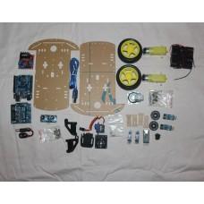 Набор для создания робота 2WD