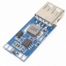 Понижающий преобразователь напряжения USB 5В