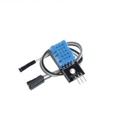 Датчик влажности и температуры на плате DHT11