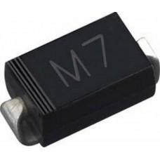 Диод выпрямительный M7 (SMA4007 )