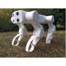 Робот собака на Arduino