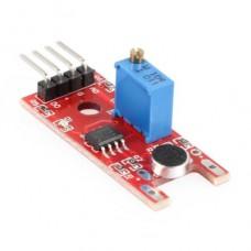 Подключение микрофонного модуля KY-038 к Arduino