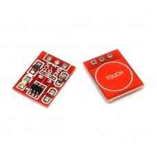 Сенсорная кнопка на базе  TP223