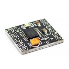 Драйвер двигателей на микросхеме DRV8833