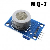 Датчик газа MQ-7 (угарный газ)