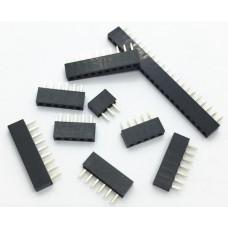 Контактные колодки с шагом 2 мм