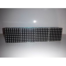 Светодиодная матрица 8х8 4 секции