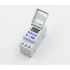 Недельный программируемый таймер на DIN-рейку THC15A инструкция