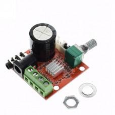 Усилитель PAM8610 10x2Вт с регулировкой громкости