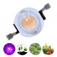 Светодиоды для растений 3 Вт (фитосветодиоды)