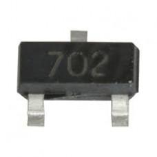 Транзистор полевой 2N7002 (N-канальный)