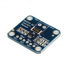 Датчик тока и напряжения на INA219