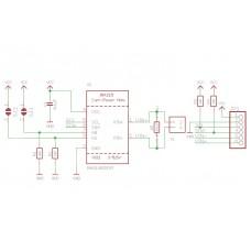 Датчик тока и напряжения INA219 для Arduno и не только